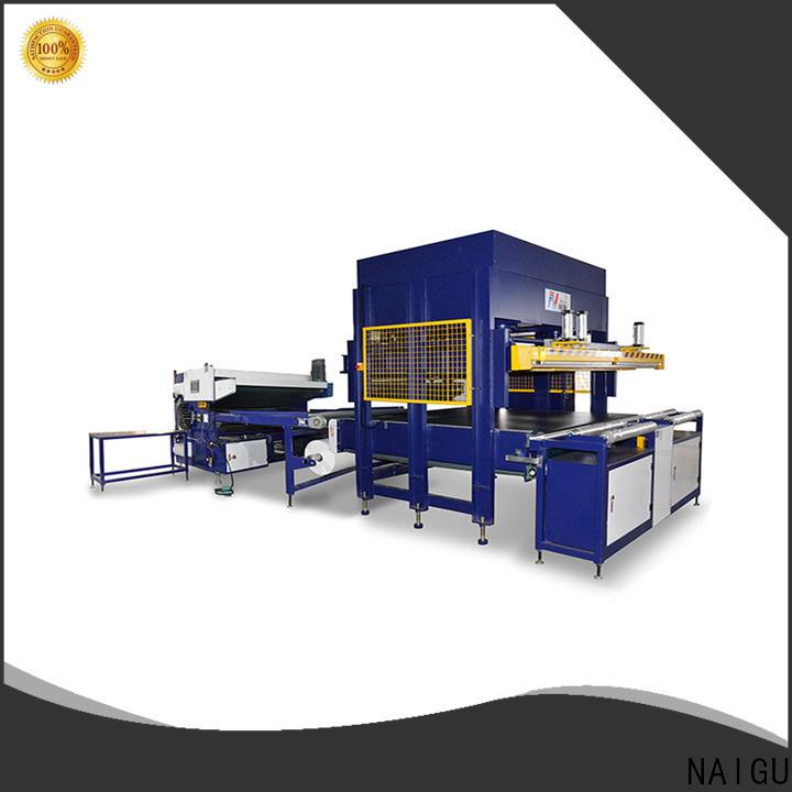 NAIGU cost-effective mattress rolling machine easy to operation for sponge mattresses
