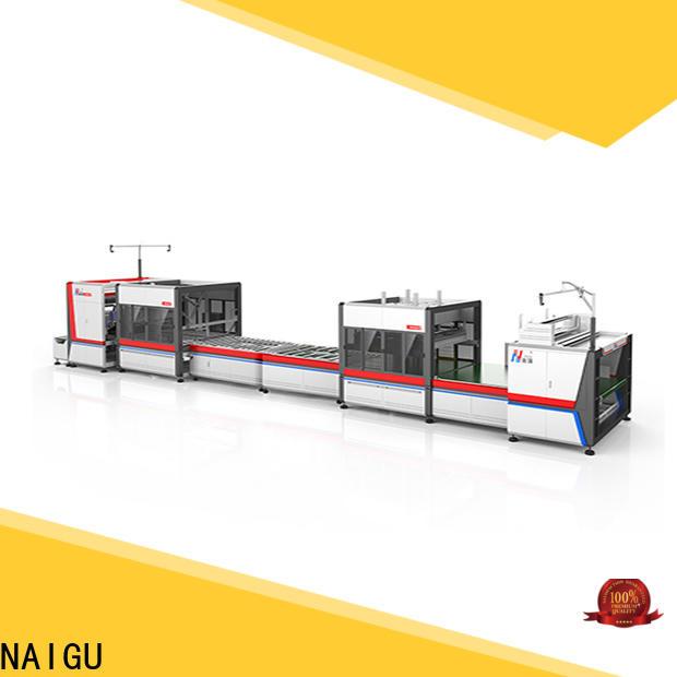 NAIGU professional mattress rolling machine wholesale for latex mattresses