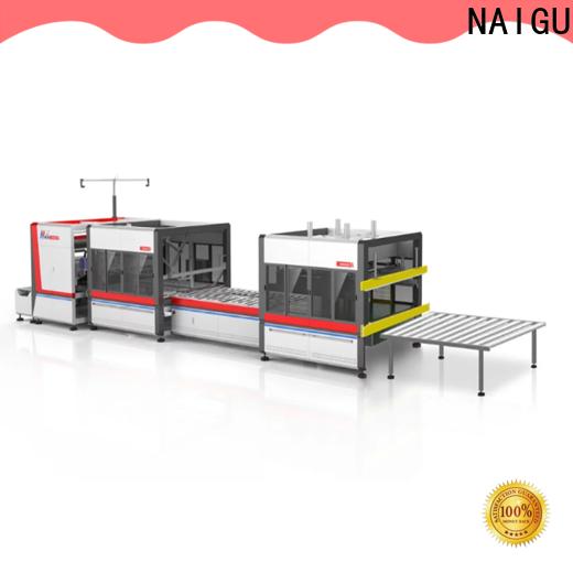 NAIGU Mattress compression machine easy to operation for latex mattresses