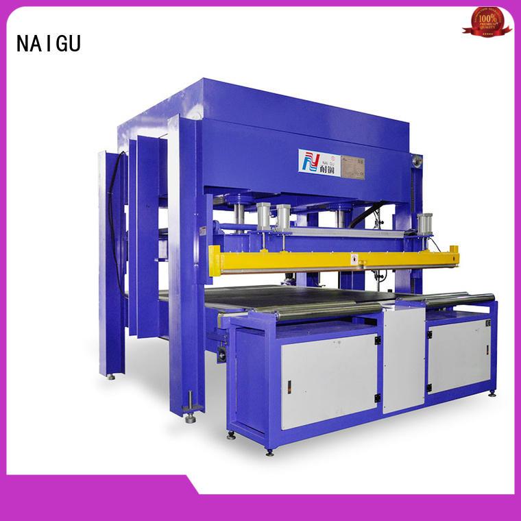 NAIGU automatic pillow pressing machine promotion for plant