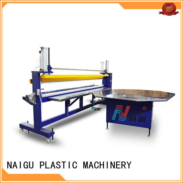 NAIGU mattress packaging machine online for non-woven