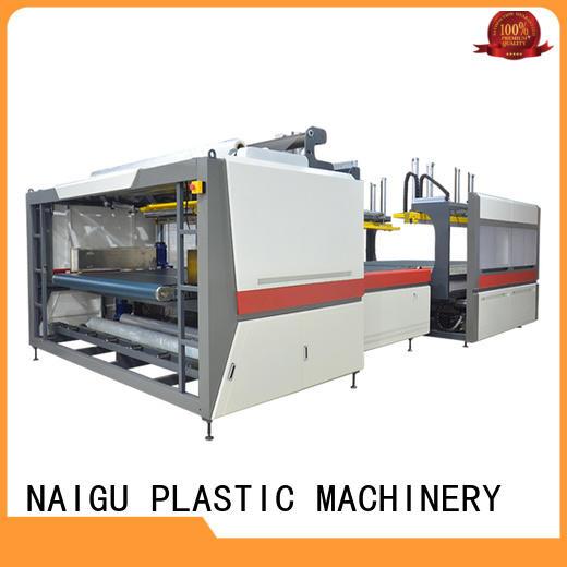 NAIGU adjustable mattress packaging machine high efficiency for bag