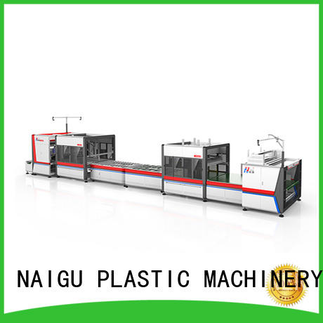 NAIGU mattress rolling machine easy to operation for pocket spring mattresses