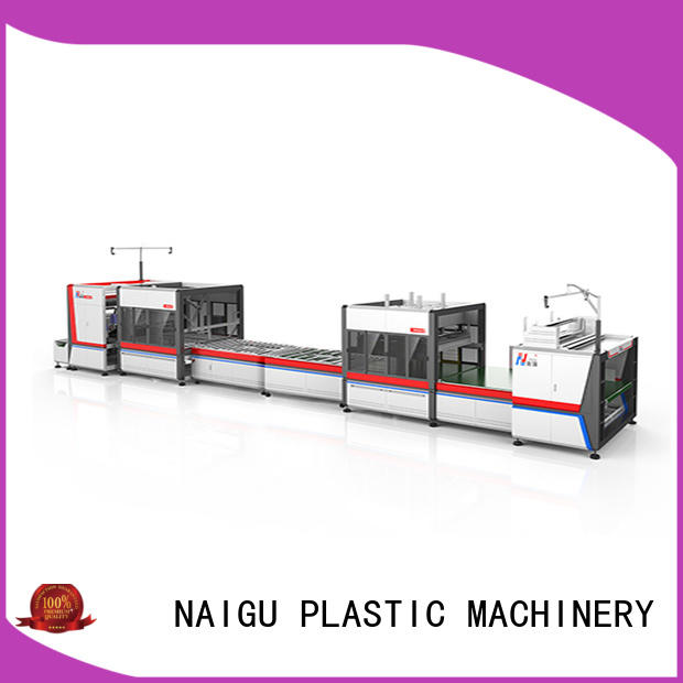 NAIGU Mattress compression machine high efficiency for pocket spring mattresses