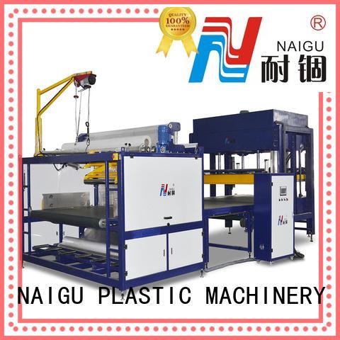 NAIGU Mattress compression machine promotion for plant
