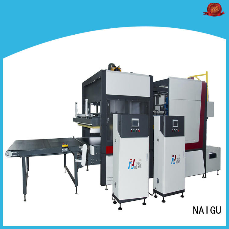 NAIGU mattress production machines easy to operation for pocket spring mattresses