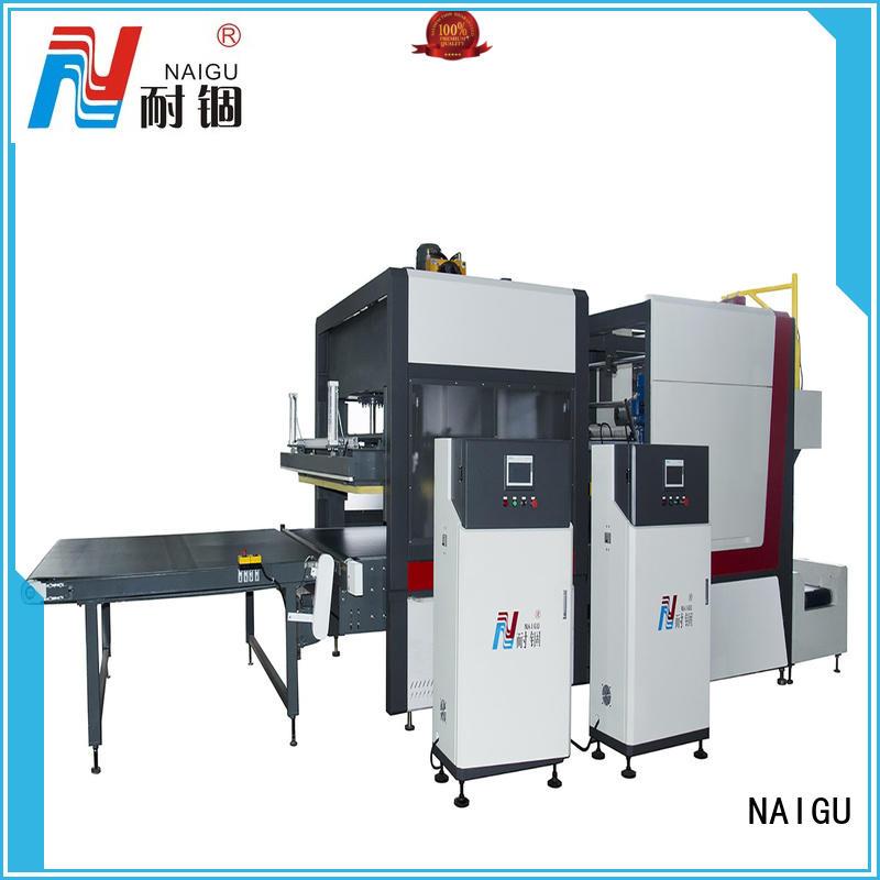 NAIGU mattress production machines easy to operation for pocket spring mattresses