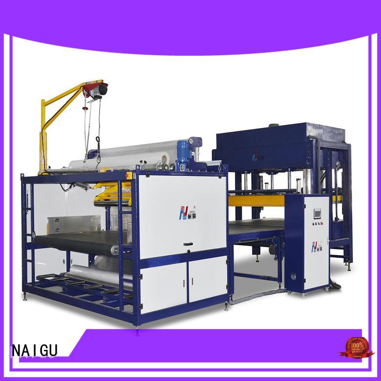 NAIGU Mattress compression machine directly sale for workshop