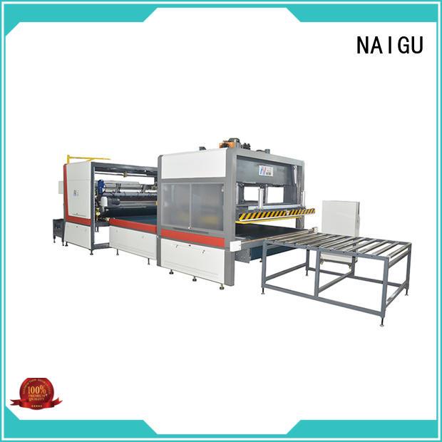 NAIGU mattress production machines easy to operation for latex mattresses