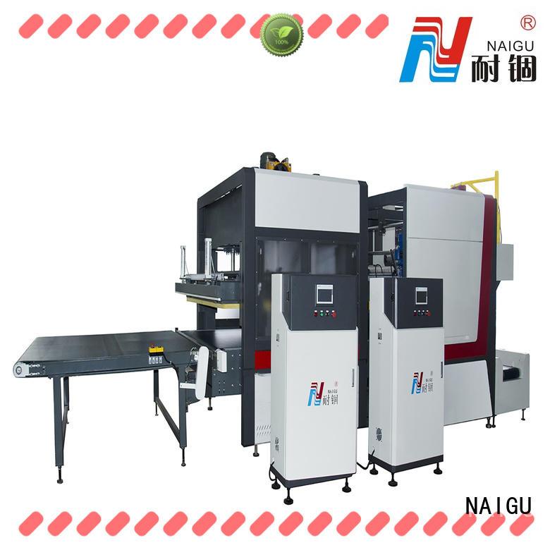 NAIGU standard Mattress compression machine easy to operation for sponge mattresses