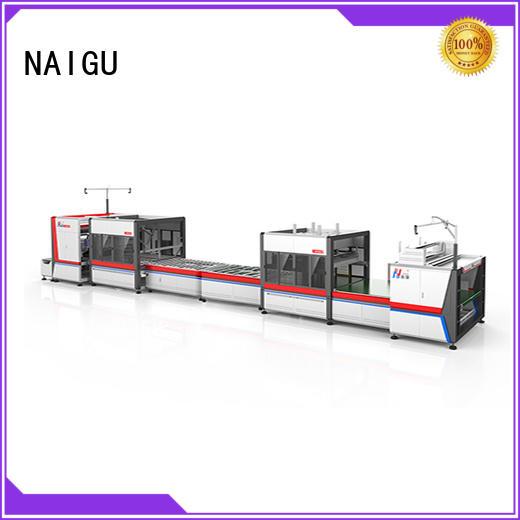 NAIGU professional mattress rolling machine easy to operation for latex mattresses