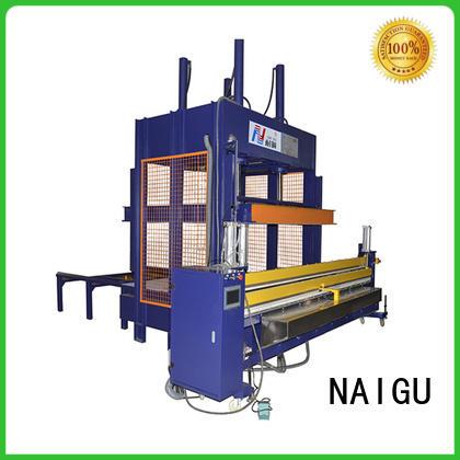 NAIGU automatic compression machine factory price for plant