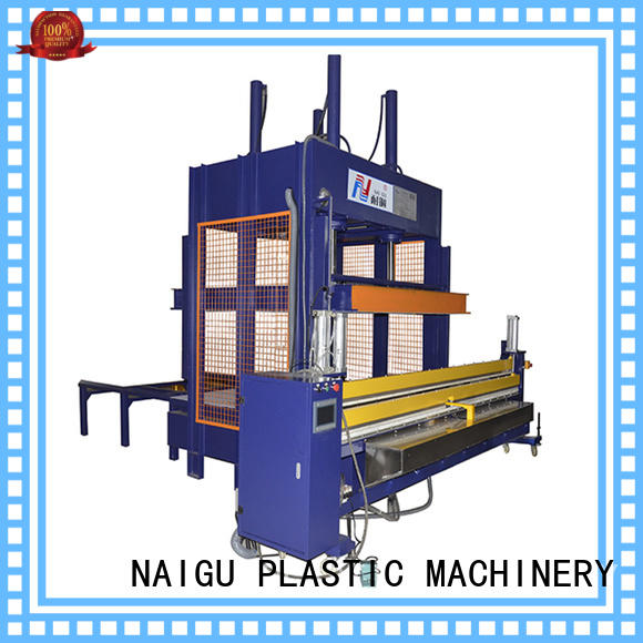 NAIGU pillow pressing machine directly sale for factory