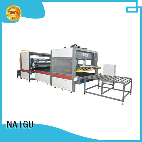 NAIGU standard mattress rolling machine promotion for latex mattresses