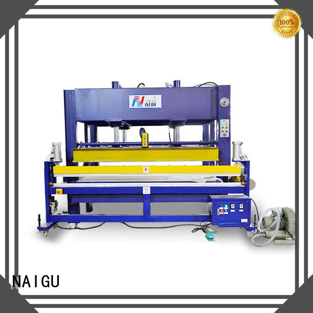 NAIGU adjustable automatic compression machine online for workshop