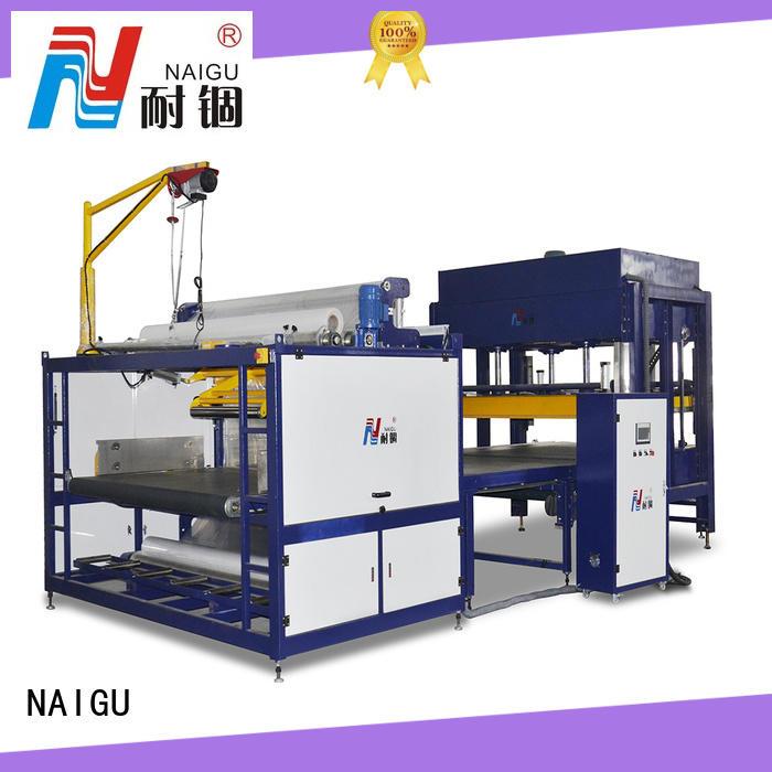 NAIGU mattress machinery promotion for factory