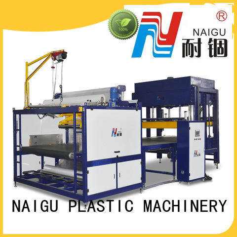 adjustable pillow pressing machine promotion for factory