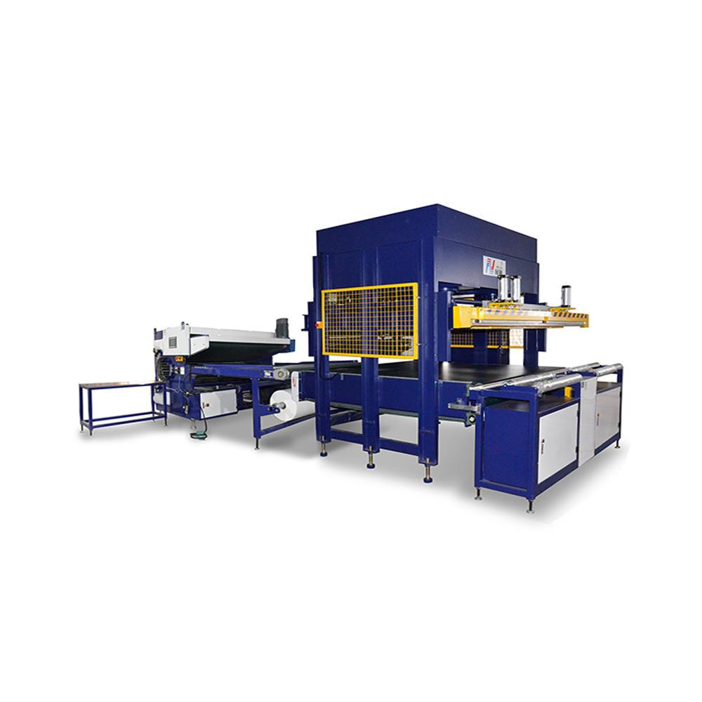 NAIGU Mattress compression machine high efficiency for pocket spring mattresses-1