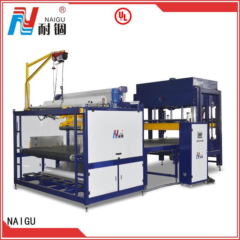 NAIGU pillow pressing machine directly sale for workshop