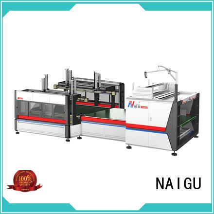 NAIGU professional Mattress compression machine directly sale for factory