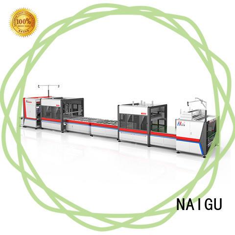 NAIGU professional mattress production machines wholesale for pocket spring mattresses