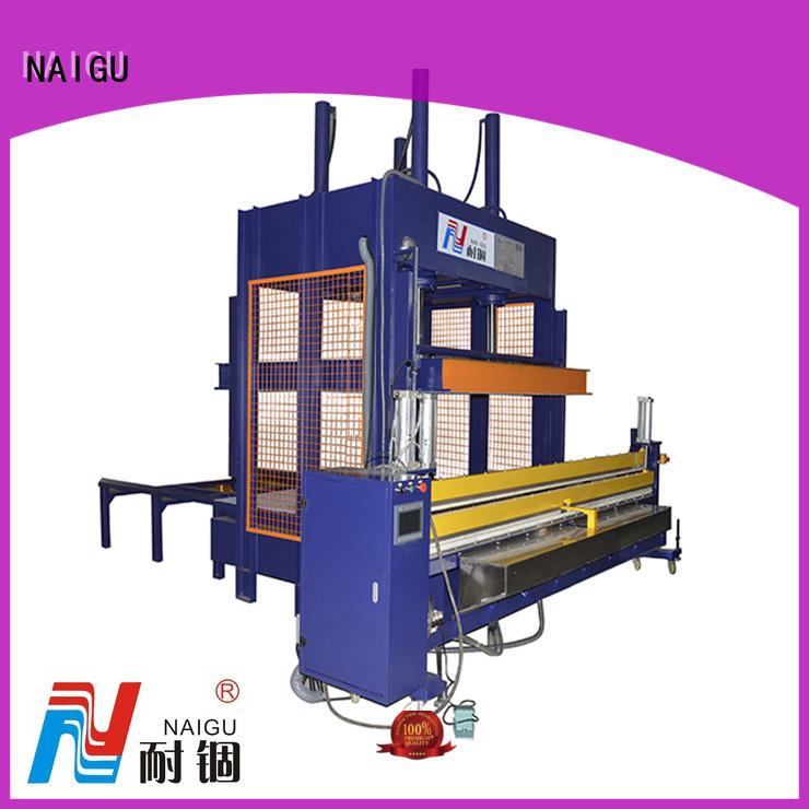 NAIGU Mattress compression machine factory price for factory