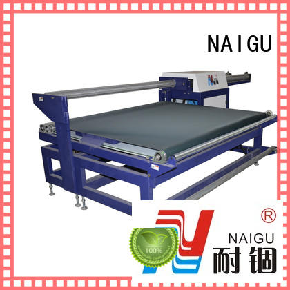 NAIGU energy-saving mattress roll packing machine wholesale for workshop