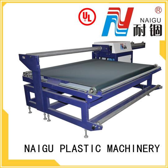 NAIGU energy-saving pillow rolling machine supplier for factory