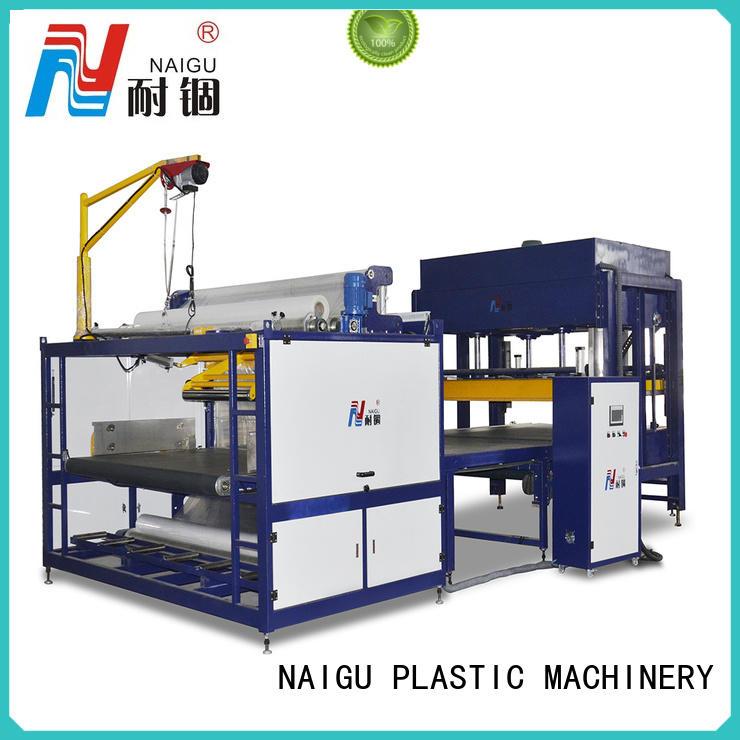 NAIGU waterproof automatic compression machine promotion