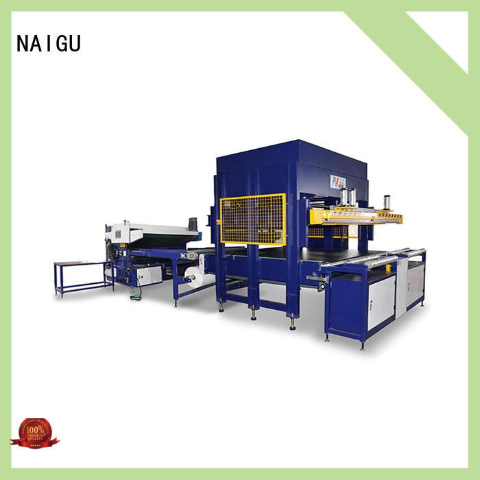 NAIGU Mattress compression machine wholesale for pocket spring mattresses