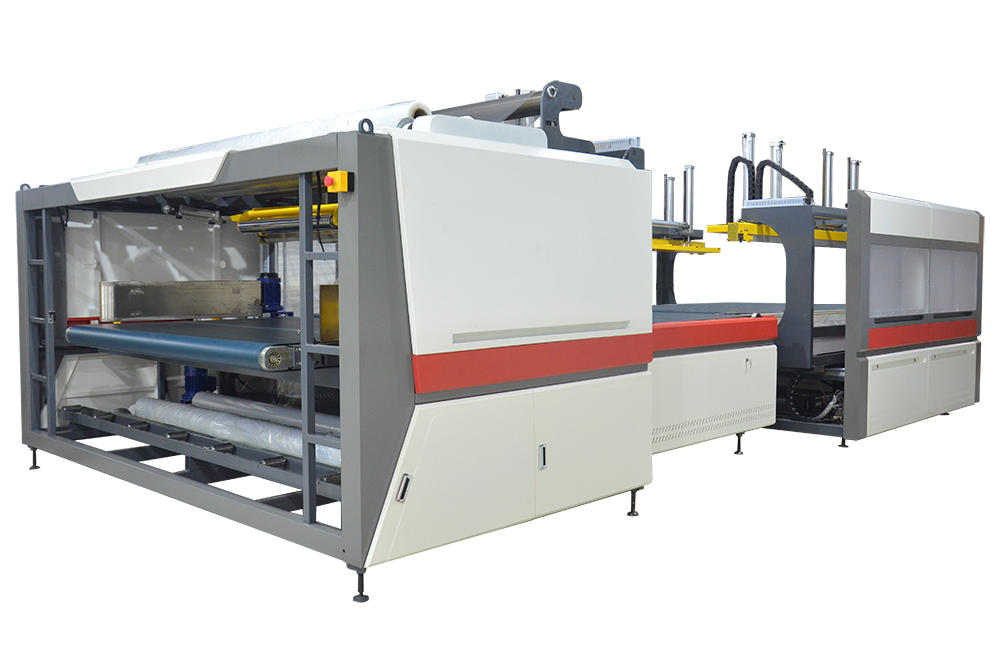 NAIGU mattress packaging machine easy to operation for seal film-1