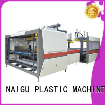 NAIGU mattress packaging machine easy to operation for seal film