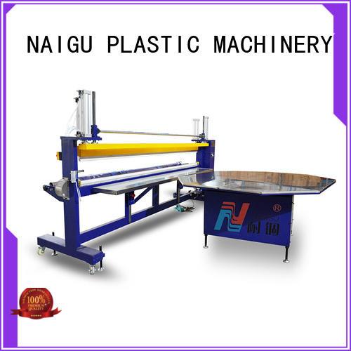 NAIGU technical mattress packaging machine high efficiency for seal film