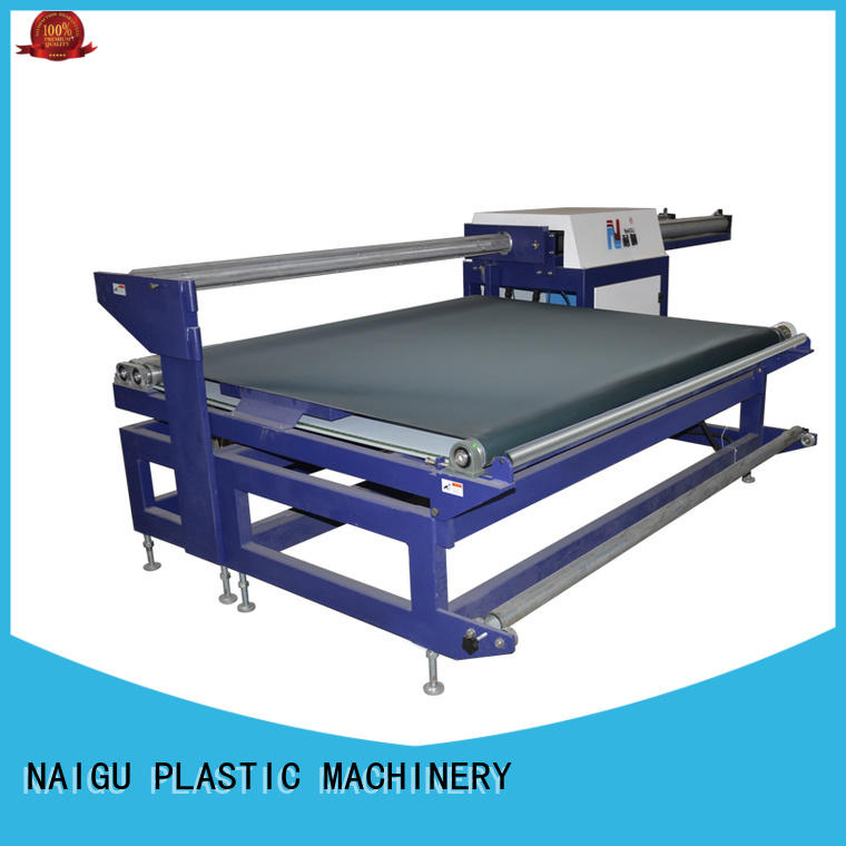 NAIGU mattress roll packing machine supplier for plant