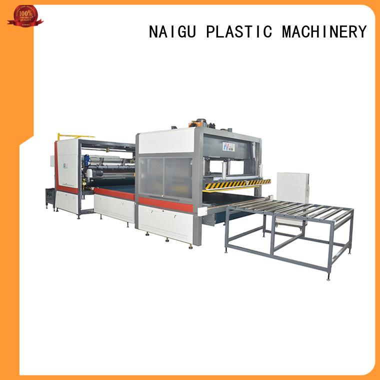 NAIGU automated mattress rolling machine promotion for latex mattresses