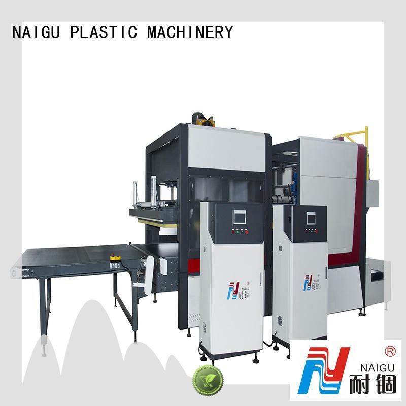 NAIGU mattress rolling machine high efficiency for pocket spring mattresses