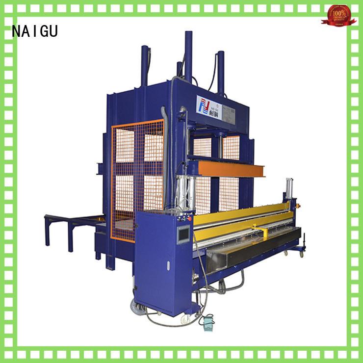 NAIGU automatic compression machine promotion for plant