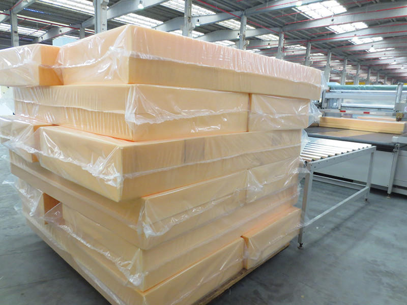 NAIGU technical mattress bagging machine easy to operation for seal film