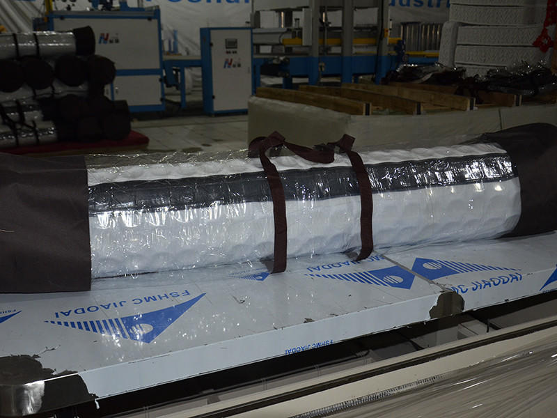 compressor system-seal mattress machinery china full NAIGU company