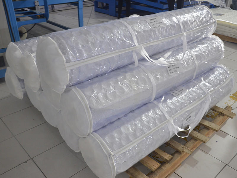 automated Mattress compression machine easy to operation for sponge mattresses