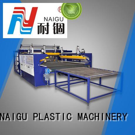 NAIGU adjustable mattress bagging machine online for non-woven
