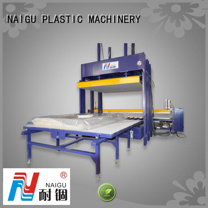 NAIGU adjustable pillow pressing machine factory price for workshop