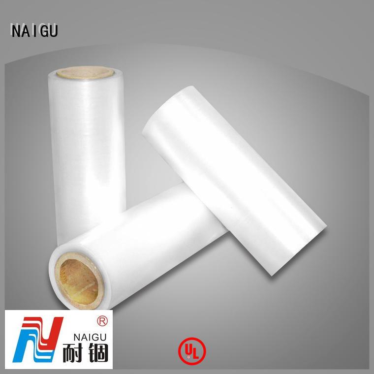NAIGU bopp film supplier for transportation packaging