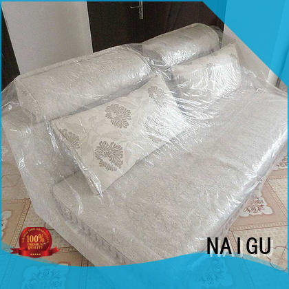 transparent plastic furniture cover non-toxic for cover furniture