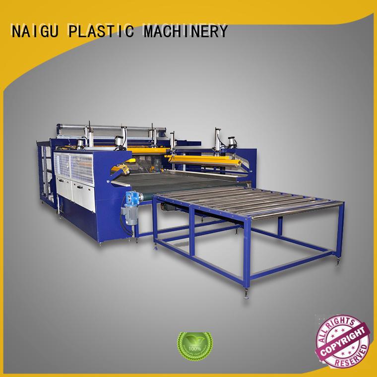 NAIGU Brand film-wrapped mattress wrapping machine time-saving supplier