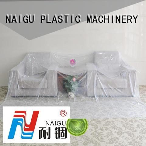 NAIGU Polythene sheet wholesale for cover furniture