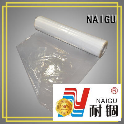 customized good appearance convenient plastic roll NAIGU manufacture
