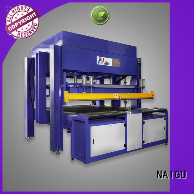 NAIGU foam foam compression machine