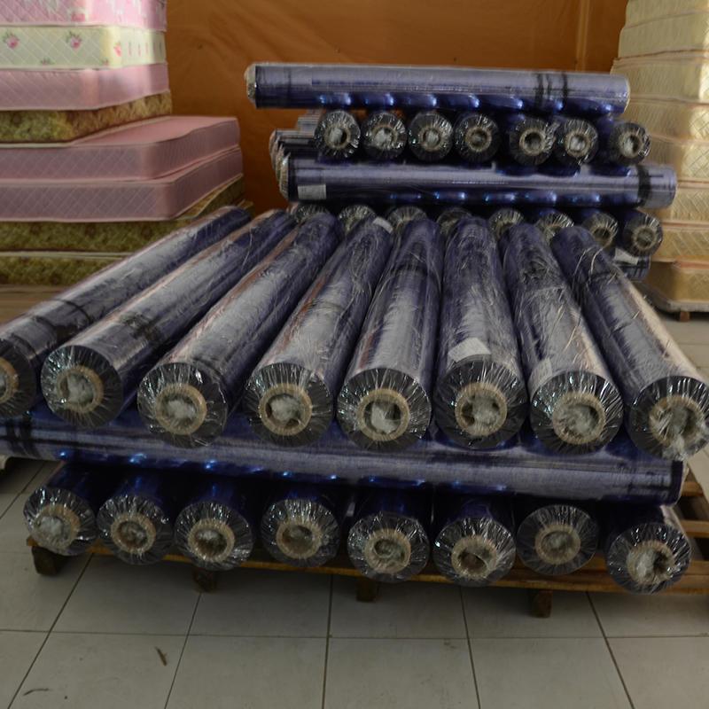 PVC mattress film