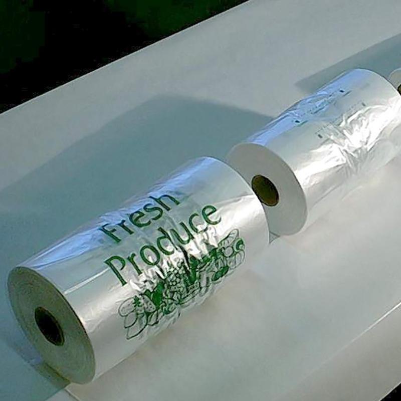 Printed bag roll